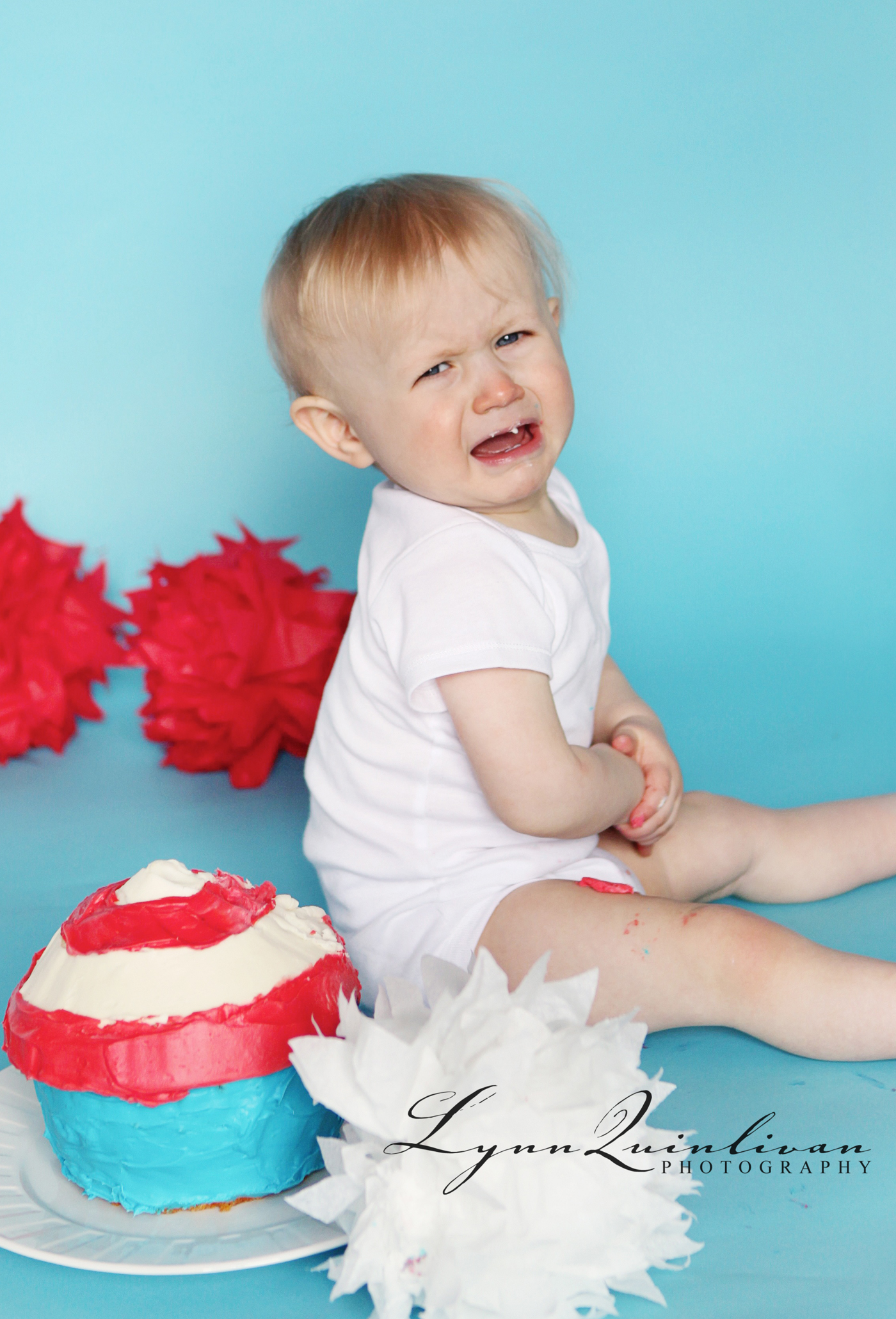 "Baby ""A"" turns e – Massachusetts e Year Old First Birthday"
