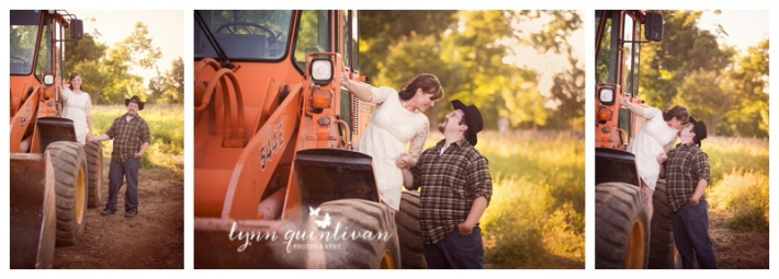 MA Massachusetts Country Tractor Engagement and Wedding Photographer_0006