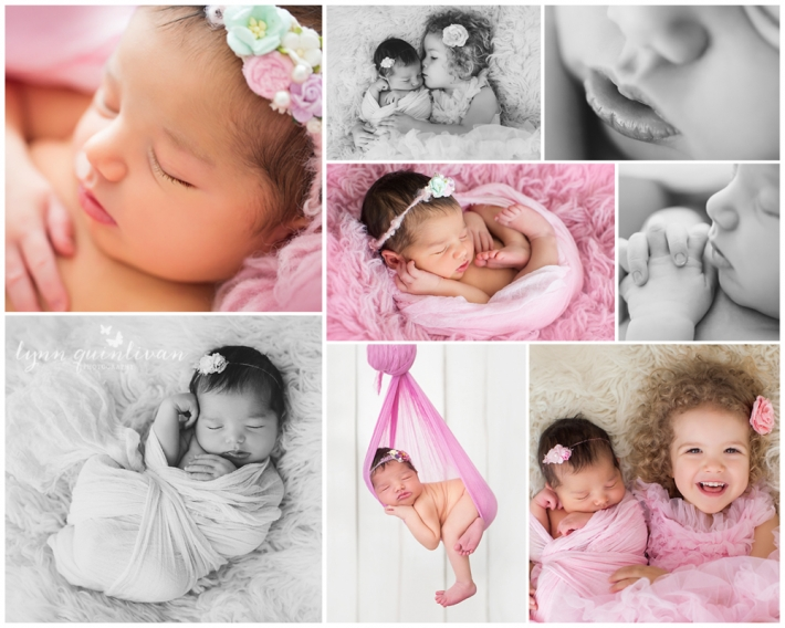 MA Newborn Baby Girl Photo
