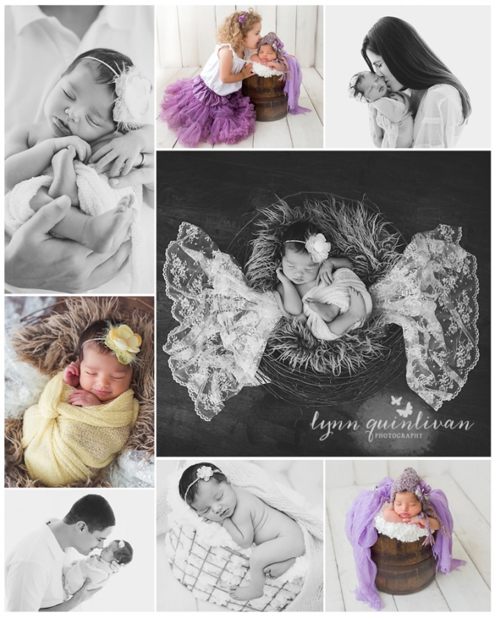 MA Newborn Baby Girl Photographer