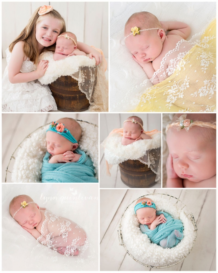MASS Newborn Photography Session
