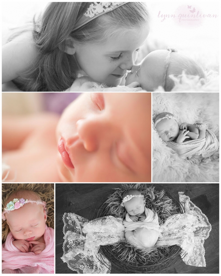 Massachusetts Newborn Photography Session