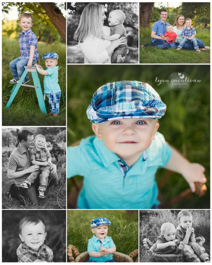 MA One Year Family Session