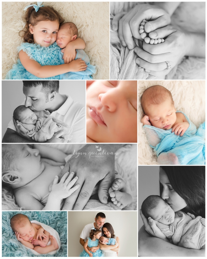 Sutton MA Newborn Photography
