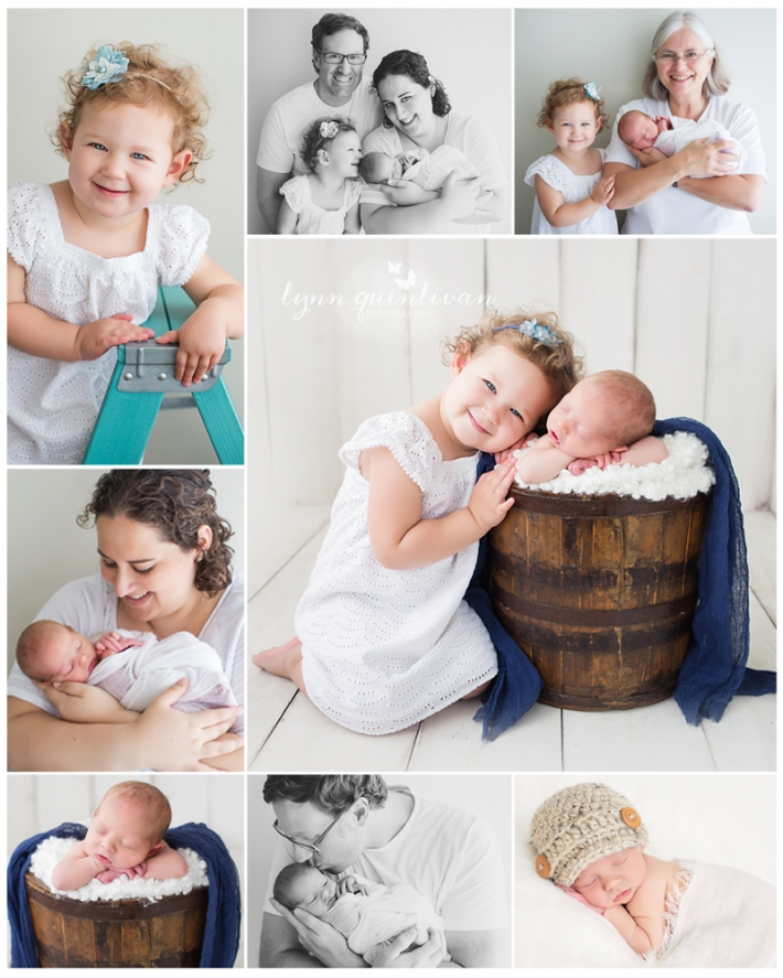 Millbury MA Newborn Photos