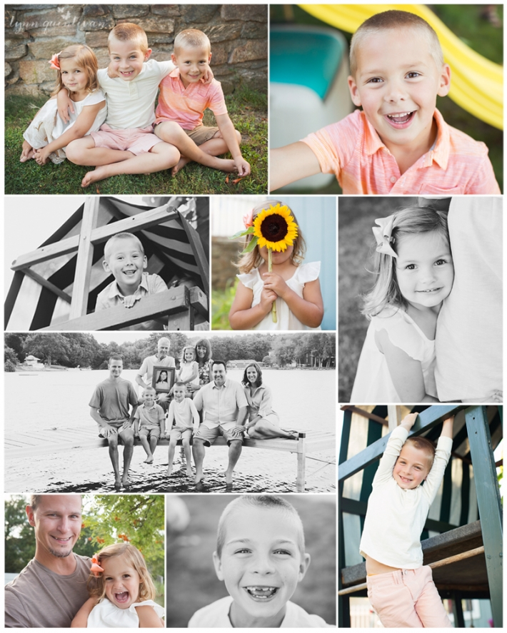 Dudley Massachusetts Family Photographer
