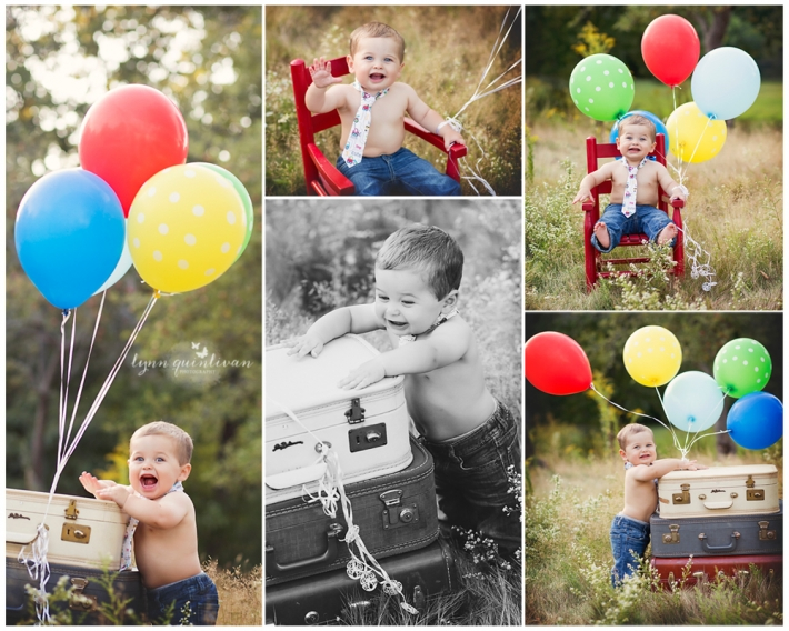 MA First Birthday Photographer