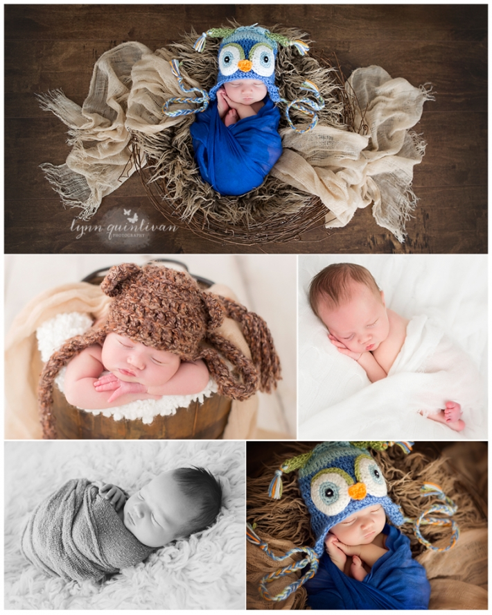 Massachusetts Petite Newborn Session