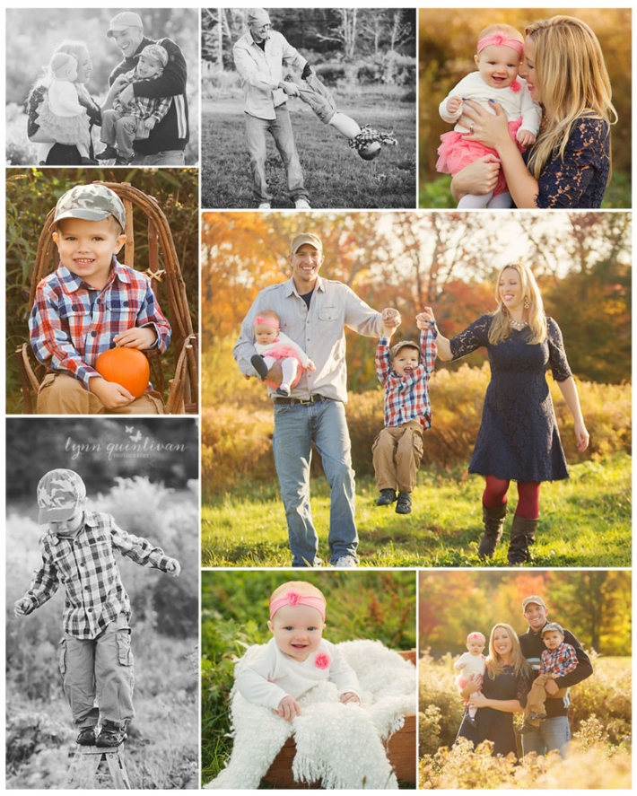MA Fall Family Photo Session