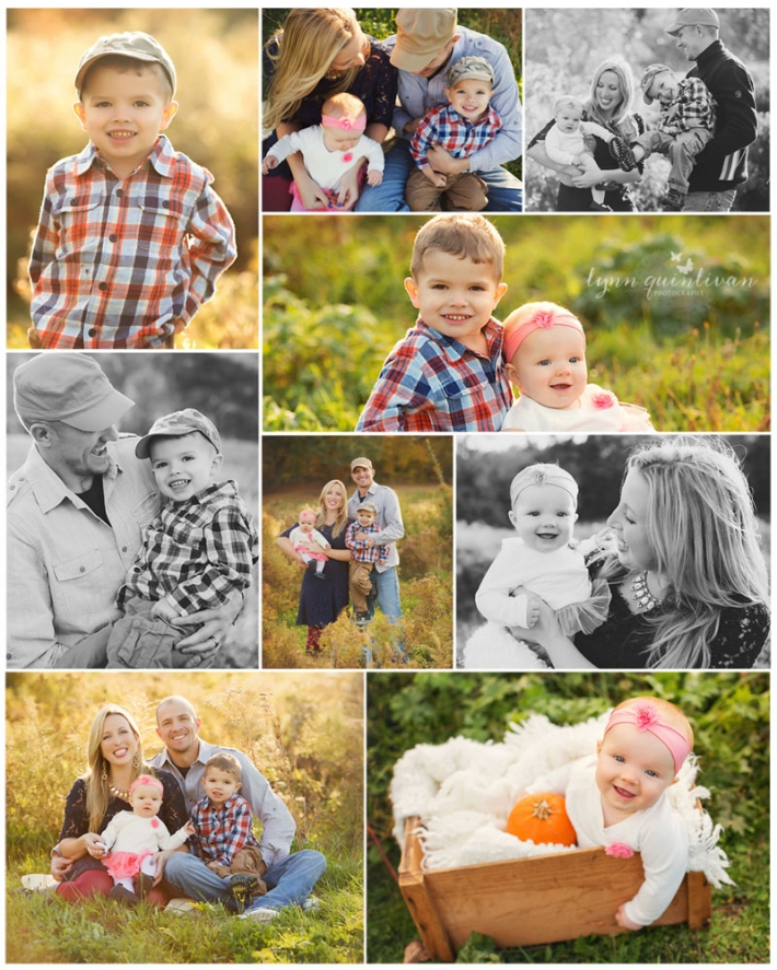 MA Fall Family Photos