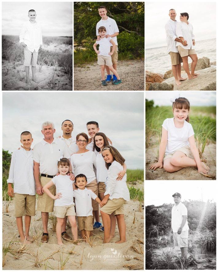 MA Outdoor Family Beach Photographer