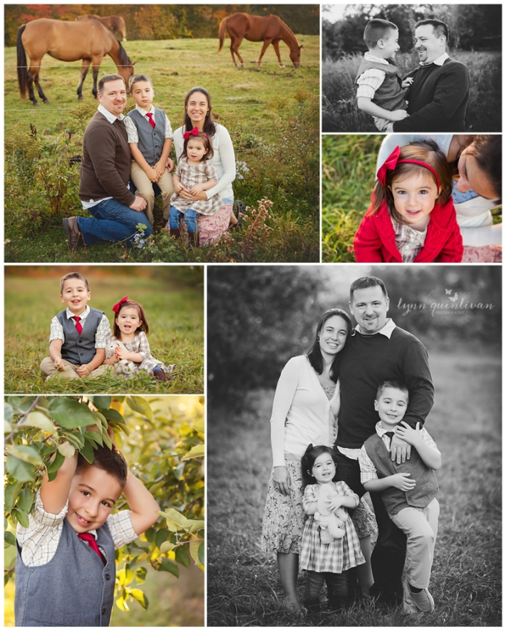 Outdoor Massachusetts Family Photographer