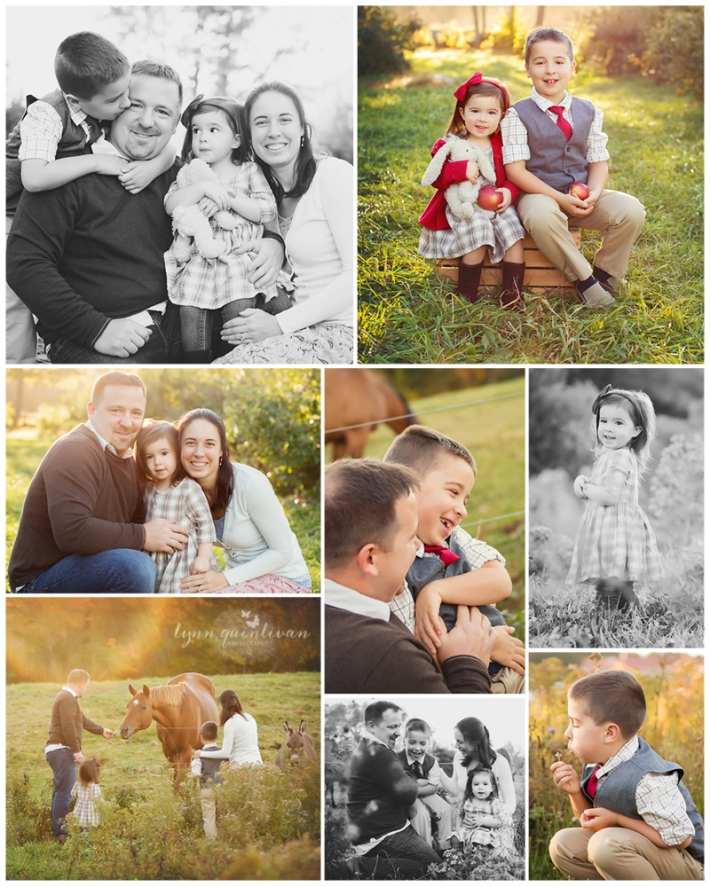 Outdoor Massachusetts Family Photography