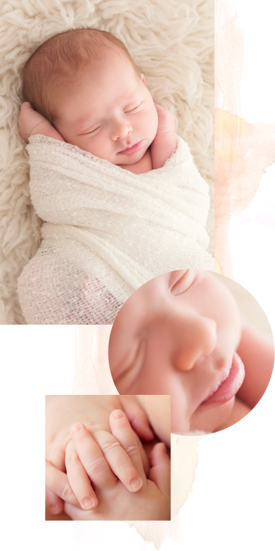 Massachusetts Premier Newborn Photographer