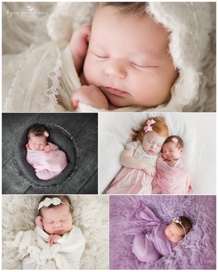 Shrewsbury MA Newborn Photography