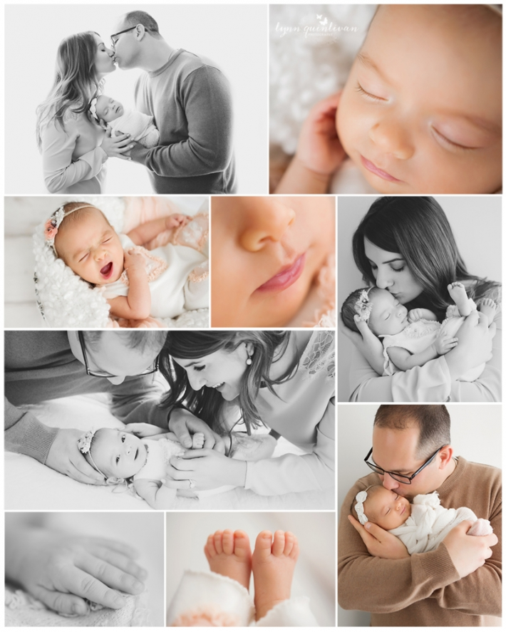 Massachhusetts Signature Newborn Photo Session