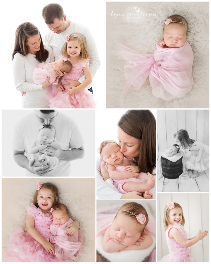 Westborough MA Newborn Photography