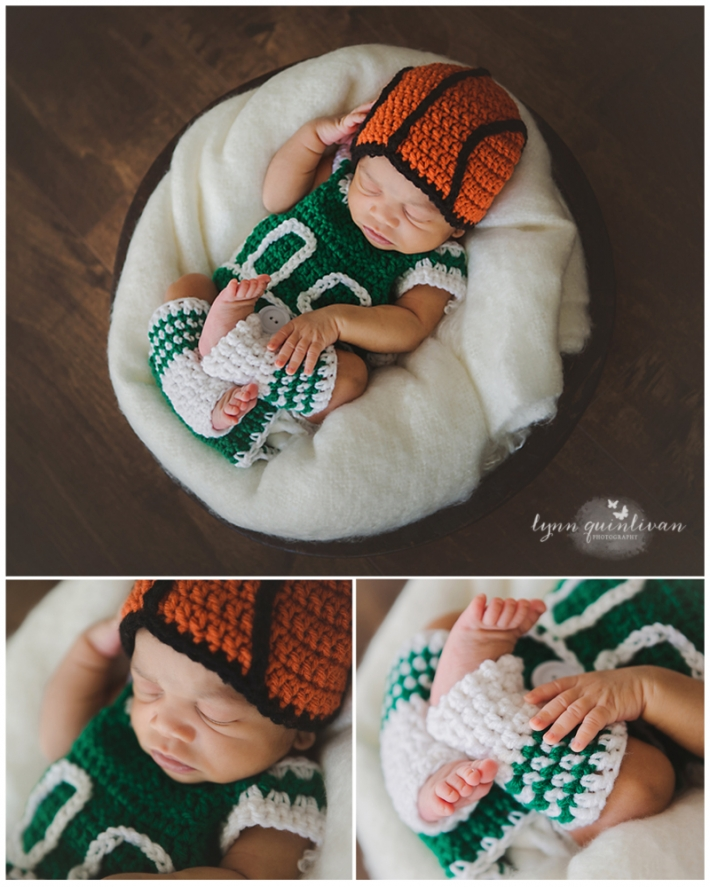 Boston Celtics Newborn Pictures