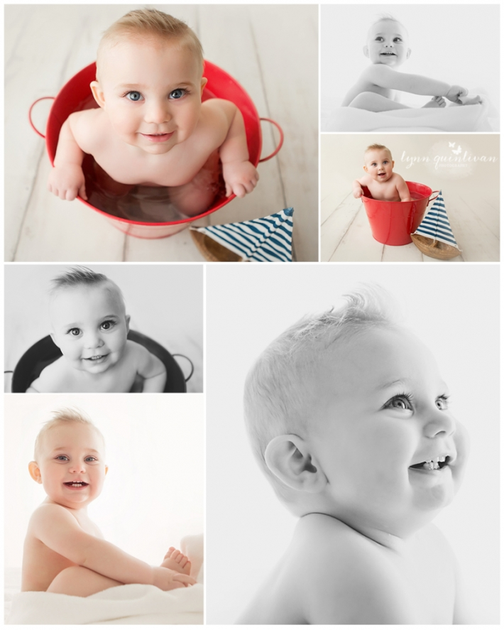 Massachusetts First Birthday Photographer
