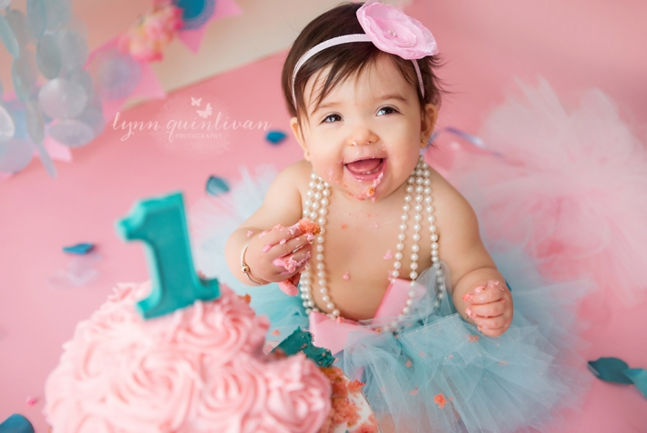 One Year Old Portrait Photography in MA