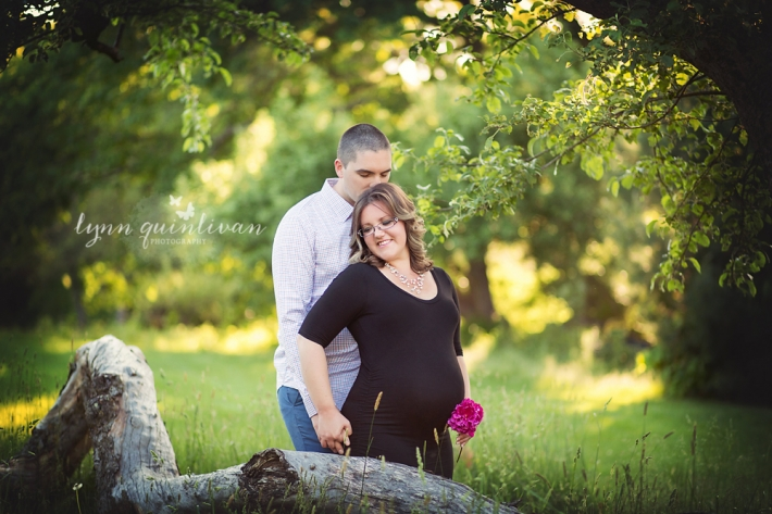 New England Outdoor Maternity Photography