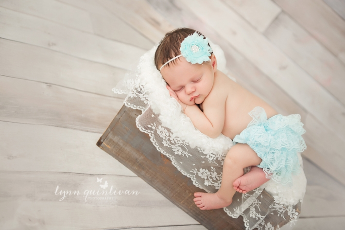 Newborn Photos in Central MA
