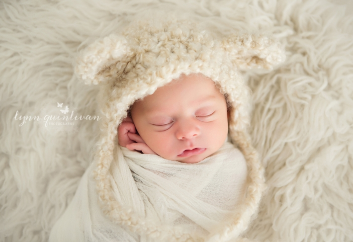 Boston MA Newborn Photo Studio