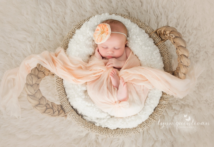 Newborn Photo Studio in Massachusetts