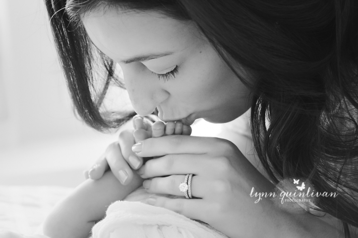 Newborn and Mom Photography