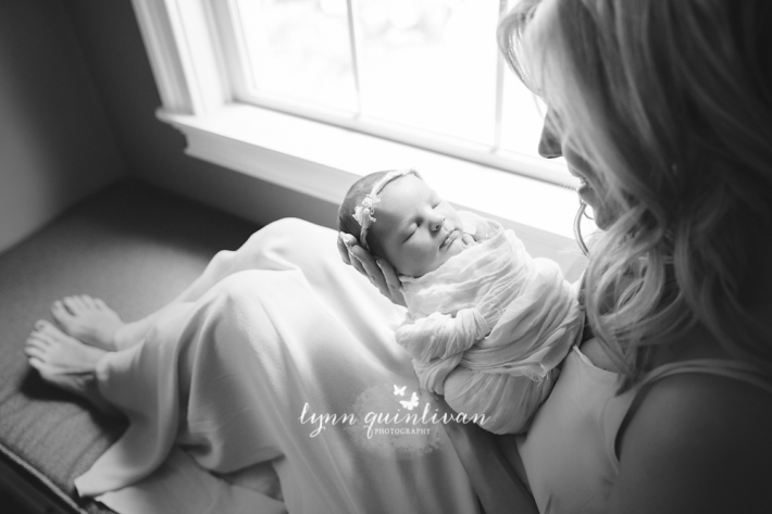 Hopkinton MA In Home Newborn Photographer
