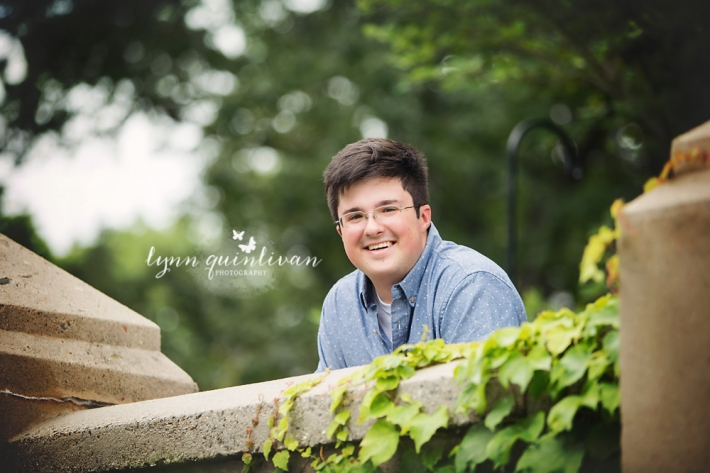 New England High School Senior Photographer