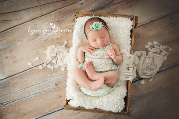 Newborn Baby Photos in Massachusetts