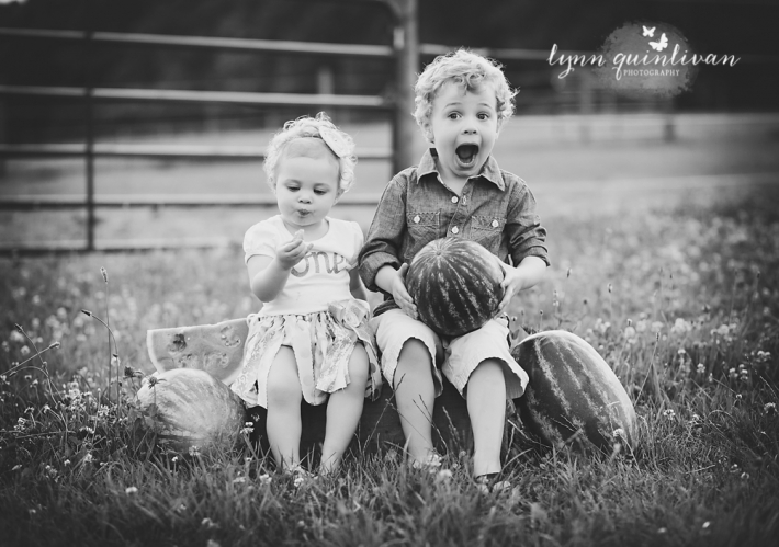 Outdoor Childrens Photography