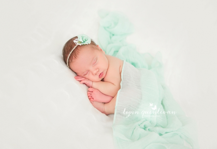 Petite Newborn Session in MA