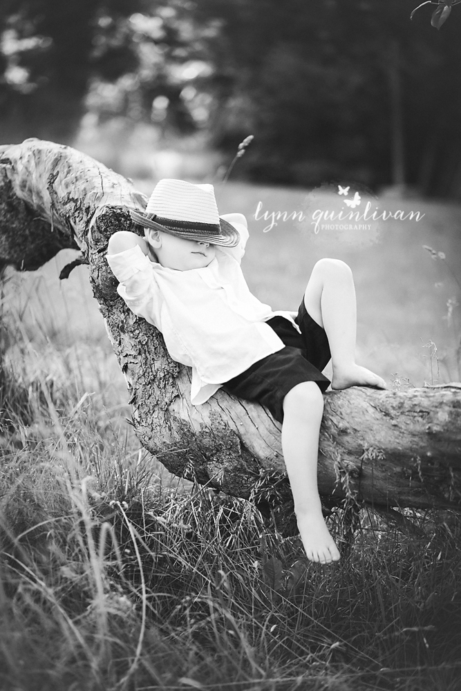 Outdoor Children's Photographer in Ma