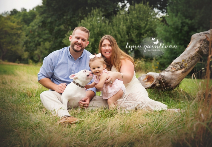 Outdoor Family Photos in New England