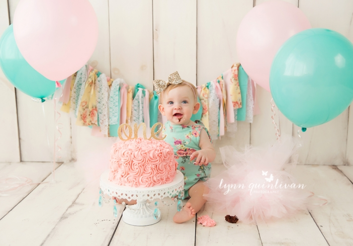 MA First Birthday Photography