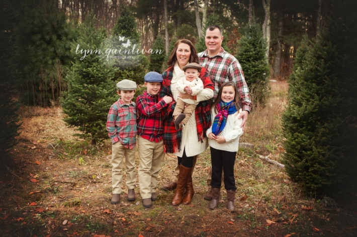 Massachusetts Holiday Mini Session